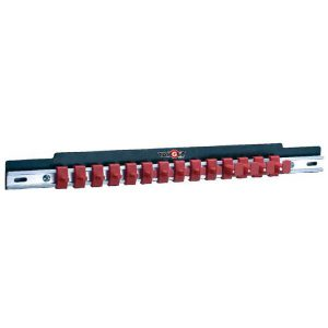 Organizador universal 14 llaves combinadas.
